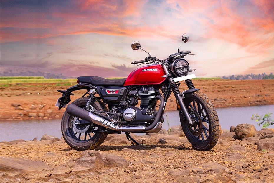 Honda CB350RS MonoTone