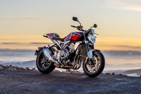 2021 Honda CB1000R Right Side View