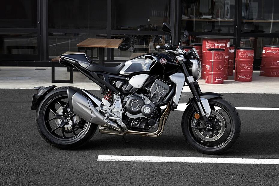 Honda CB1000R Plus Right Side View