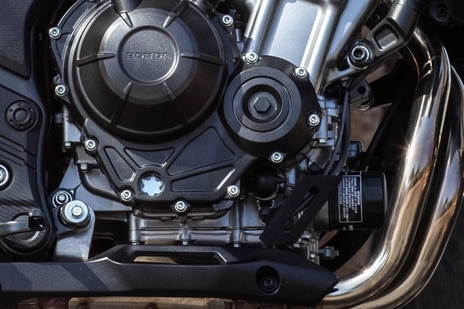 Honda CB500X Engine