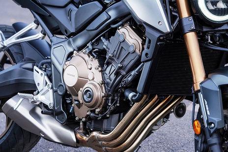 Honda CB650R Engine
