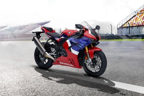 Honda CBR1000RR-R फायरब्लेड