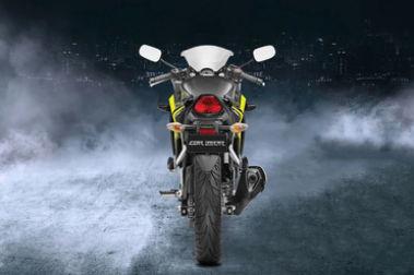Honda CBR250R Rear View