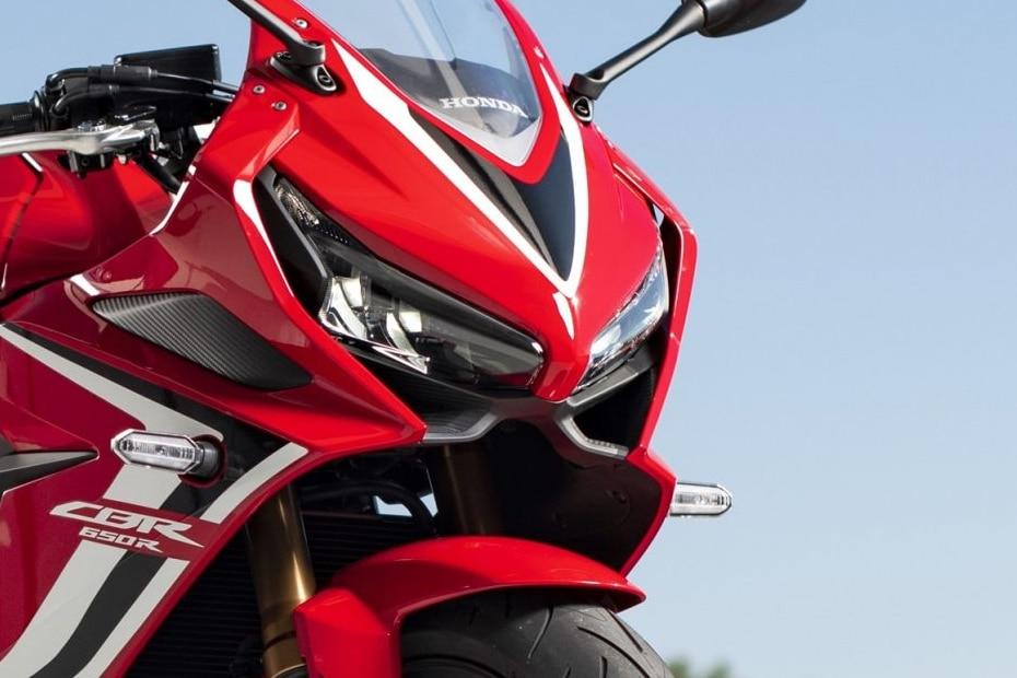 Honda CBR650R Head Light