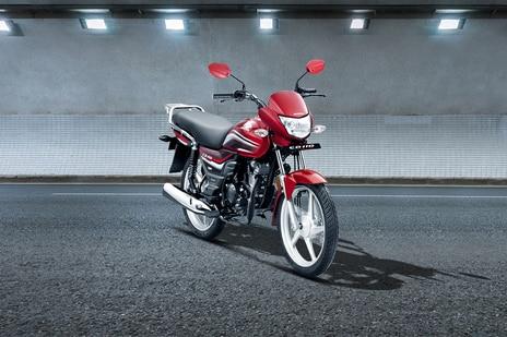 Honda CD 110 Dream DLX BS6