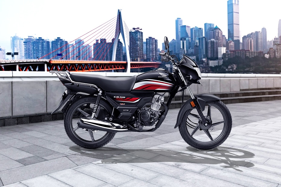 Honda CD 110 Dream Right Side View