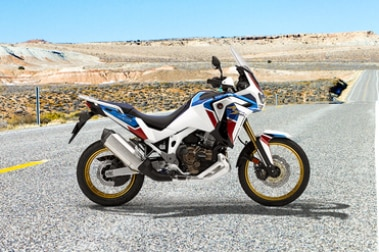 Honda CRF1100L Africa Twin Right Side View