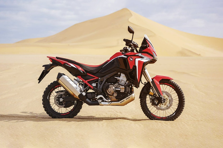 Honda CRF 1100L Africa Twin Right Side View