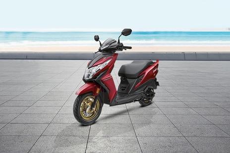 Honda Dio BS6 STD