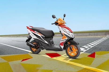 Honda Dio BS6