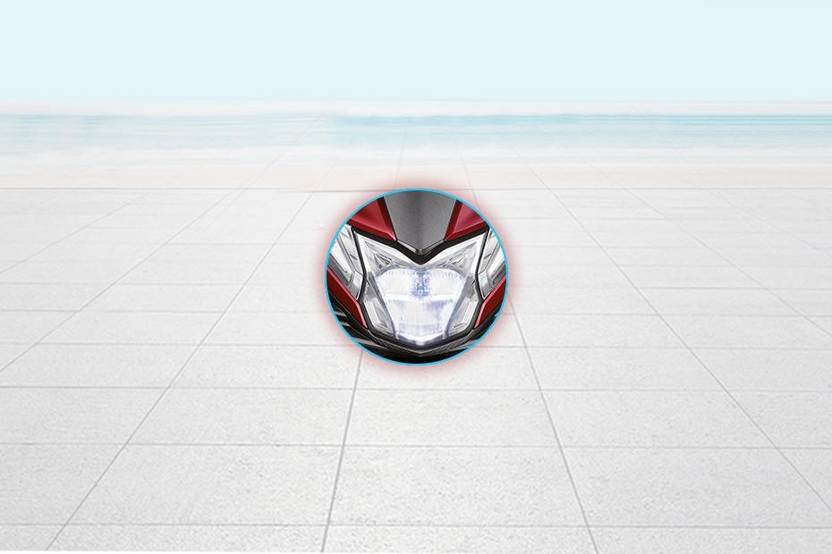 Honda Dio Head Light