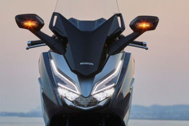 Honda Forza 300 Head Light