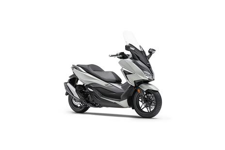 Honda Forza 350 Grey
