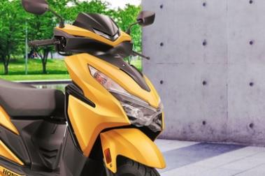 Honda Grazia Head Light