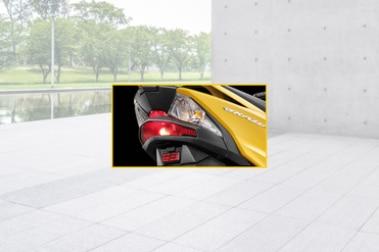 Honda Grazia Tail Light