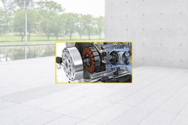 Honda Grazia Engine