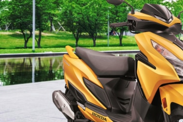 Honda Grazia Seat