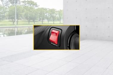 Honda Grazia Self Starter Button