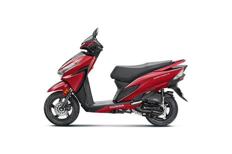 Honda Grazia Sparten Red