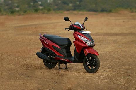 Honda Grazia Drum Alloy