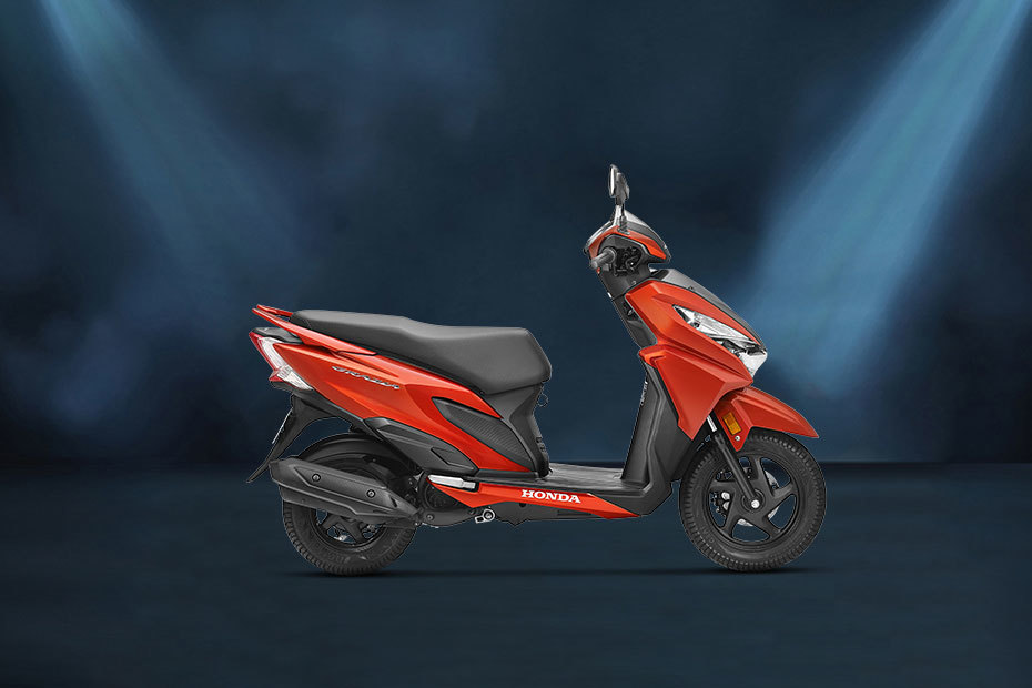 Honda Grazia Right Side View
