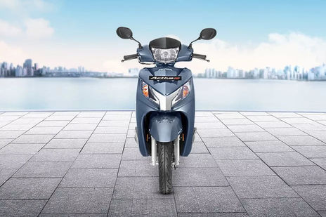 Honda Activa 125 BS4 Front View