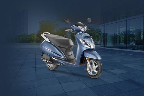 Honda Activa 125 Drum Brake Alloy