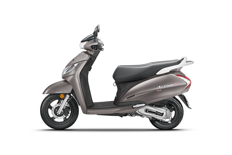 Honda Activa 125 Colours Activa 125 Colour Images