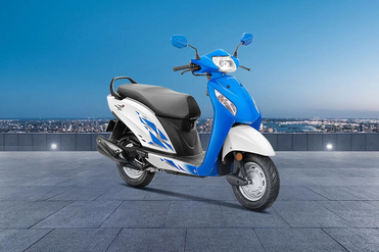 Honda Activa i Front Right View