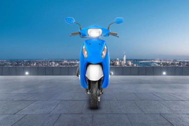 Honda Activa i Front View