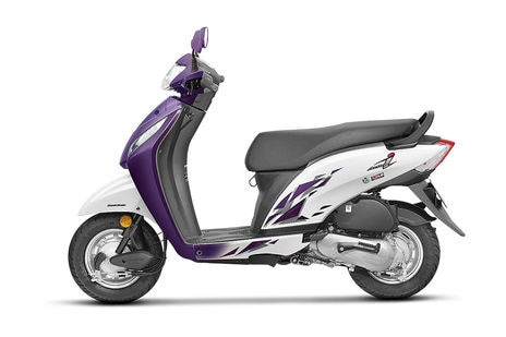 Honda Activa i Orchid-Purple-Metallic