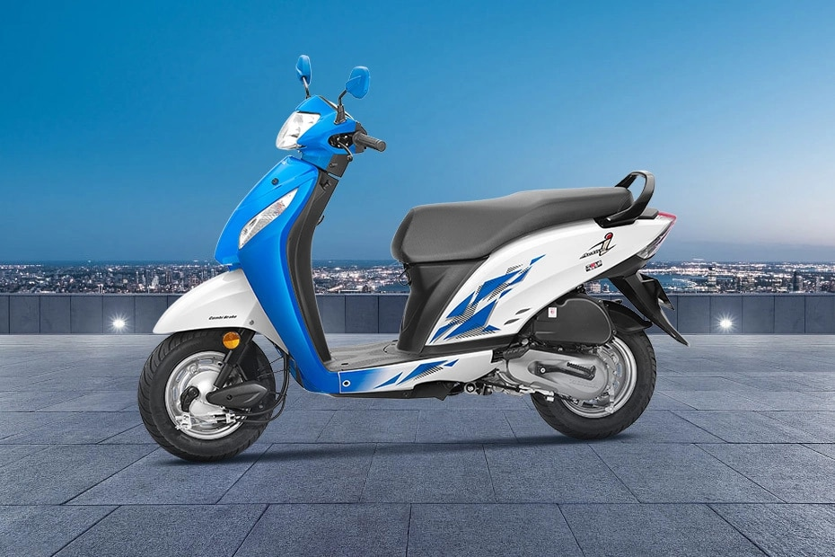 Honda Activa i Left Side View