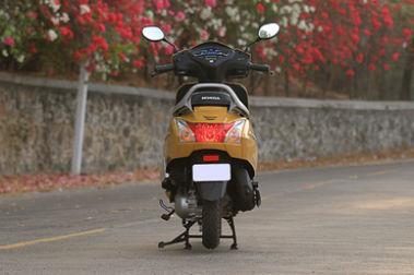 Honda Activa 5G Rear View