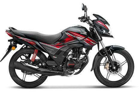 Honda Shine SP Black