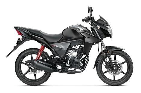 Honda CB Twister Black