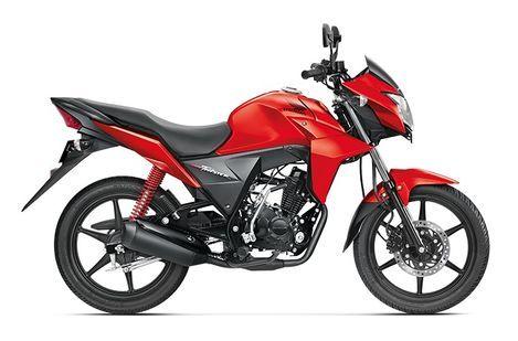 Honda CB Twister Sports Red