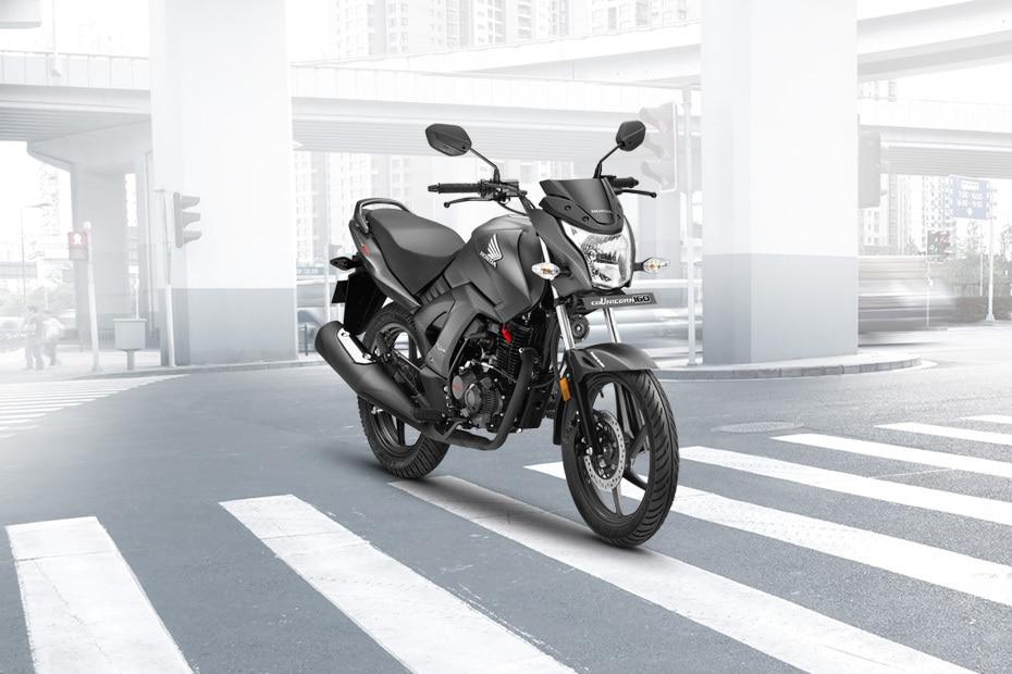 ஹோண்டா சிபி யுனிகார்ன் 160 specifications, features, mileage, weight, tyre  size