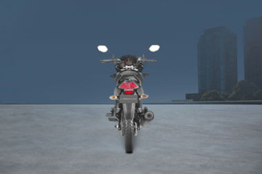 Honda CB Unicorn 150 Rear View