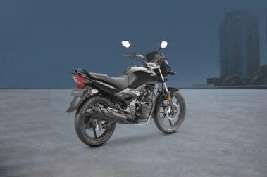Honda CB Unicorn 150 Rear Right View