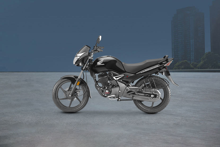 Honda CB Unicorn 150 Left Side View