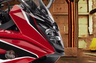 Honda CBR650F Head Light