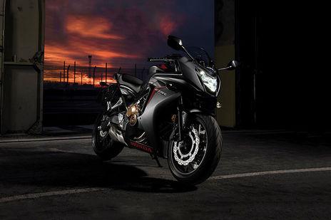 Used Honda CBR650F Bikes in Bidar