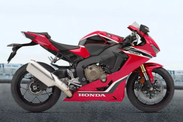 Honda CBR1000RR Right Side View