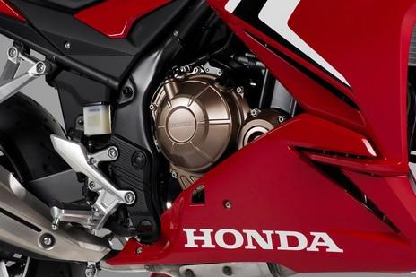 Honda CBR500R Engine