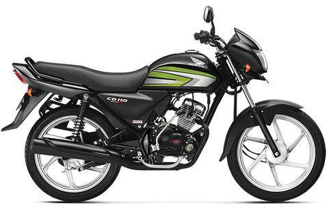Black with green graphics