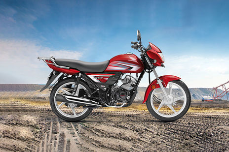 Honda CD 110 Dream CBS DLX Carrier