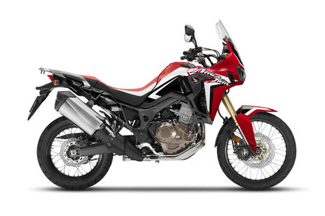 Honda CRF1000L Africa Twin Red