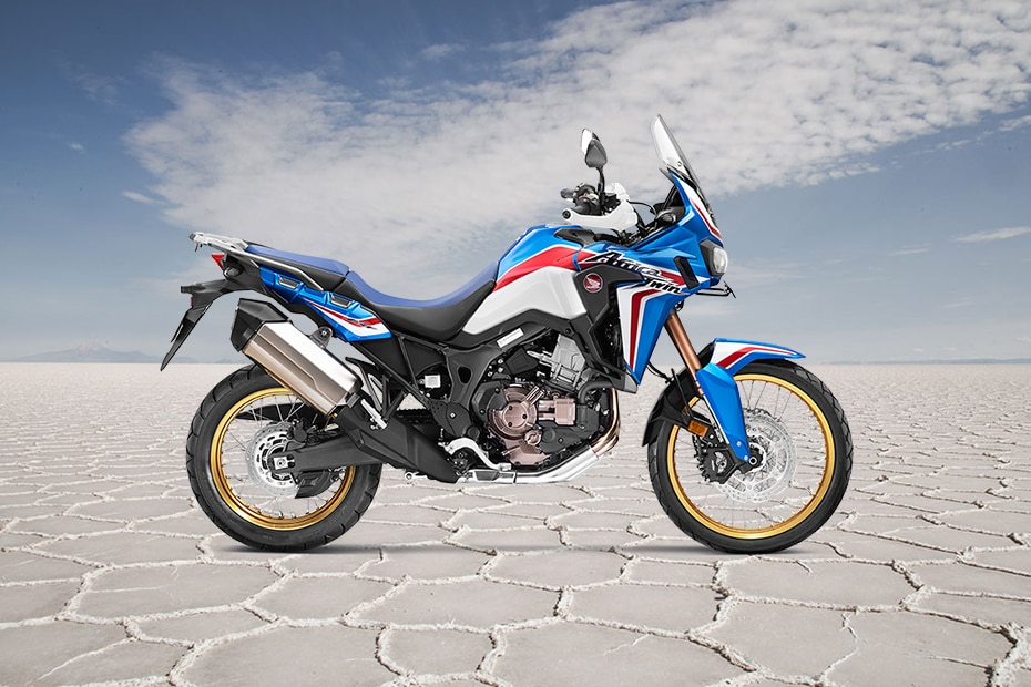Honda CRF1000L Africa Twin Right Side View