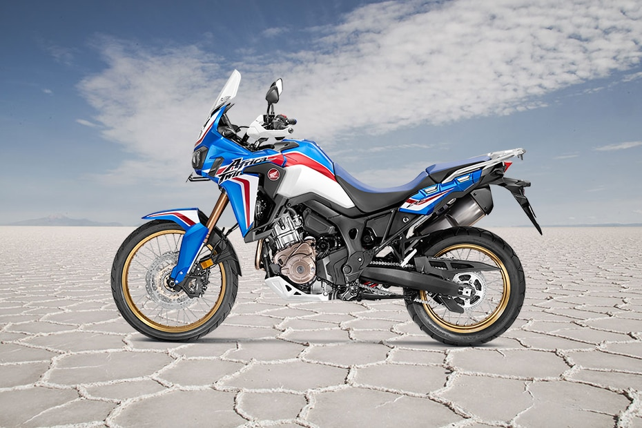 Honda CRF1000L Africa Twin Left Side View