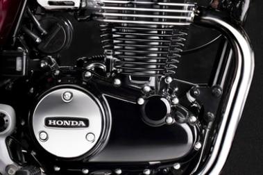 Honda Hness CB350 इंजन